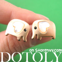 baby-elephant-shaped-animal-stud-earring-in-copper