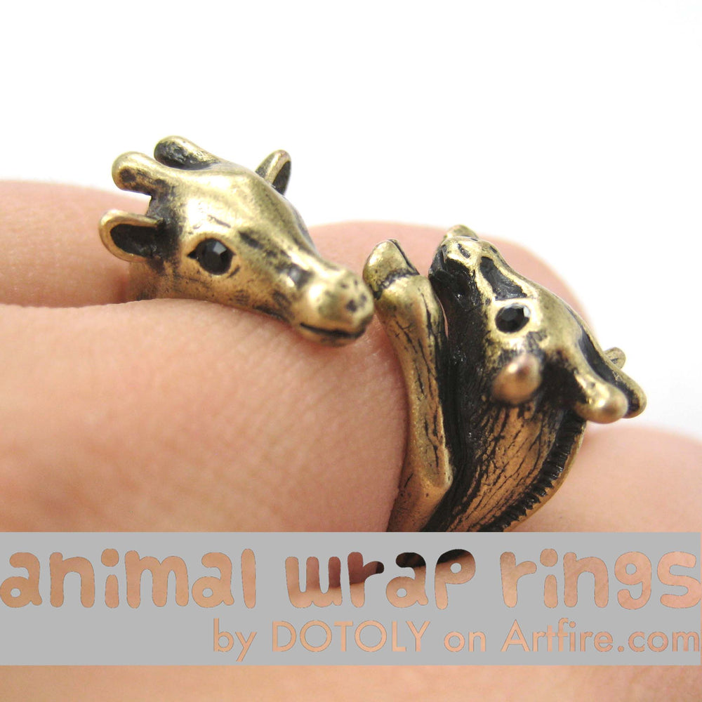 giraffe-mother-and-baby-animal-ring