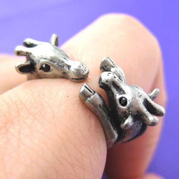 giraffe-mother-and-baby-animal-wrap-ring-in-silver
