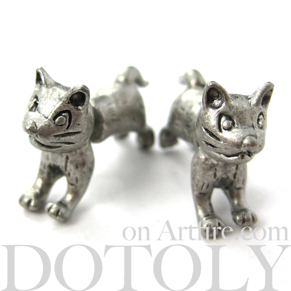 fake-gauge-earrings-kitty-animal-jewelry