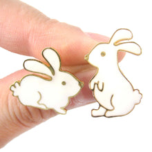 adorable-bunny-rabbit-shaped-animal-themed-stud-earrings-limited-edition