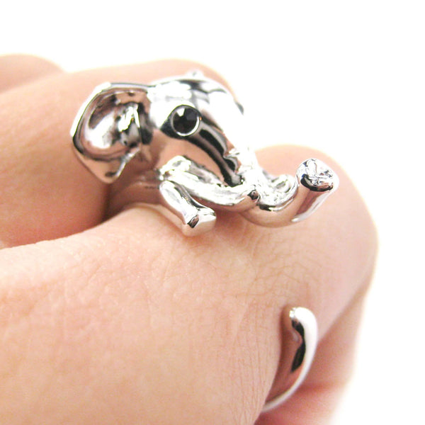 adorable-elephant-shaped-animal-wrap-ring-in-shiny-silver-us-sizes-7-to-9