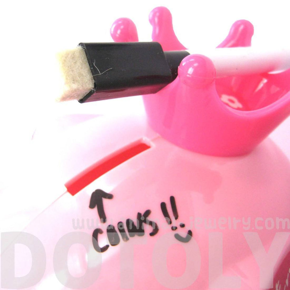 Adorable Elephant Shaped Money Box Piggy Coin Bank in Pink | DOTOLY