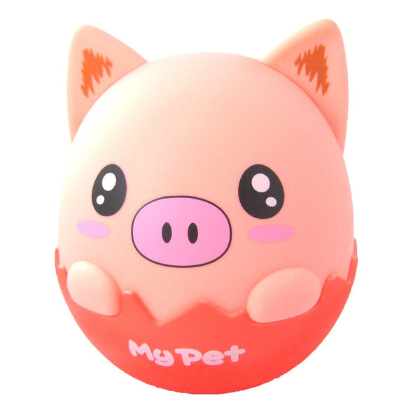 Adorable Pig Piglet Egg Shaped Money Box Piggy Coin Bank | DOTOLY