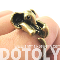 african-elephant-animal-wrap-around-ring-in-bronze-dotoly