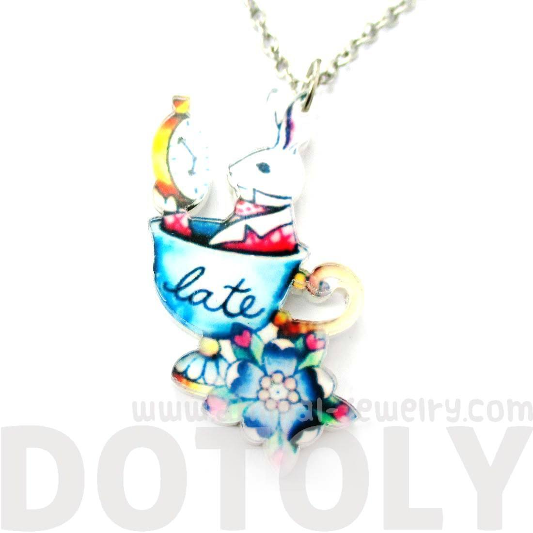 alice-in-wonderland-bunny-rabbit-in-a-teacup-shaped-acrylic-illustrated-pendant-necklace