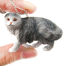 black-and-white-tabby-kitty-cat-animal-plastic-pendant-necklace-animal-jewelry