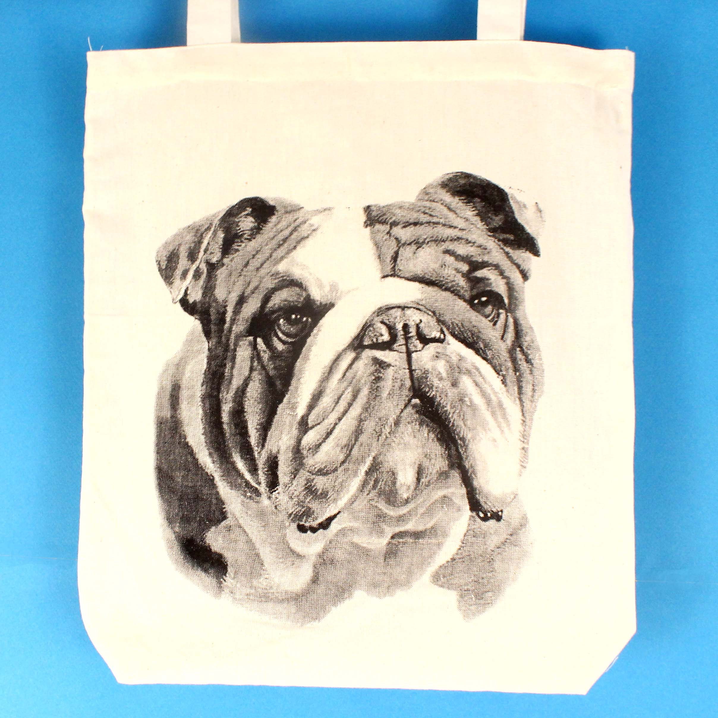 bulldog-puppy-dog-animal-print-tote-bag-100-natural-cotton
