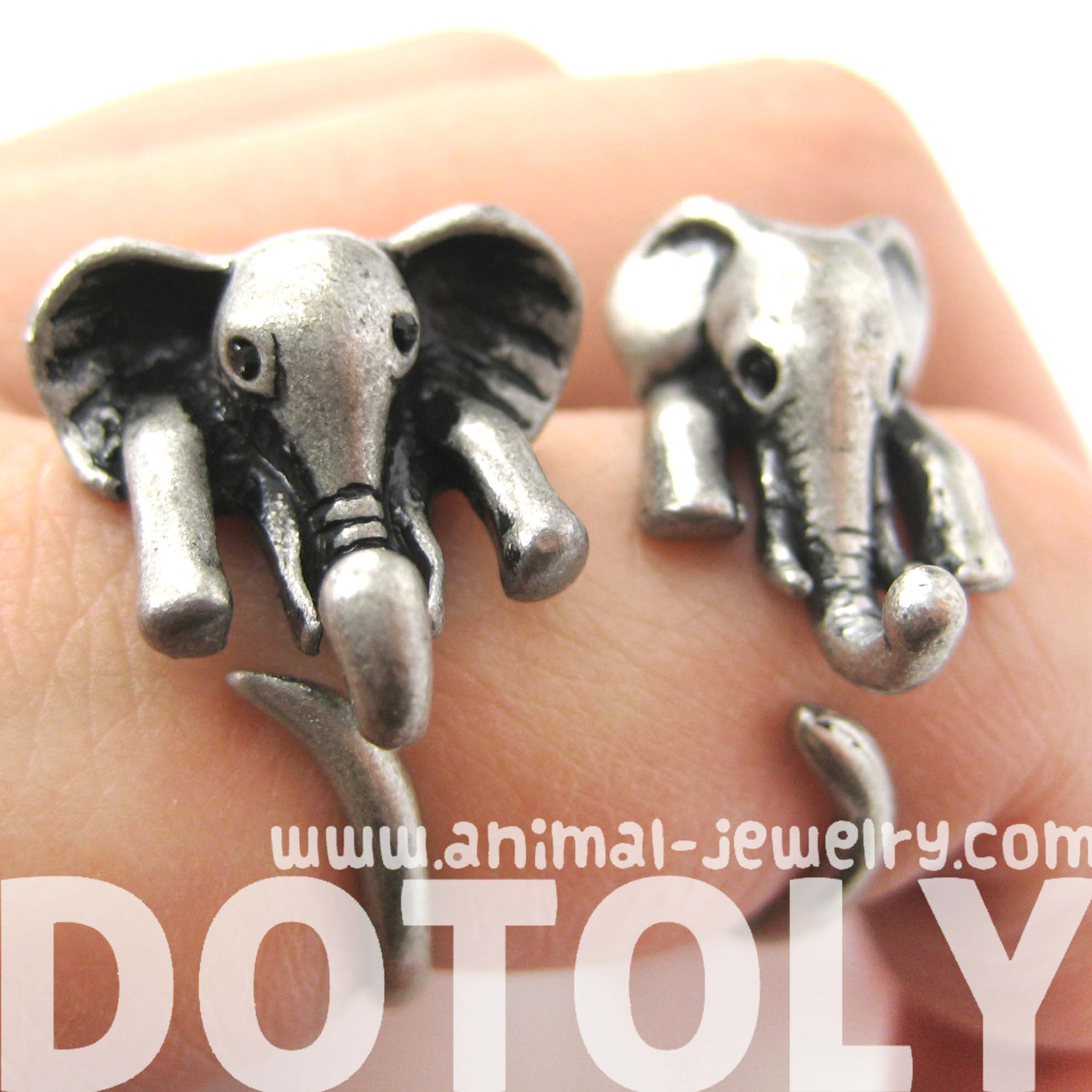 elephant-animal-wrap-around-ring-in-silver-dotoly