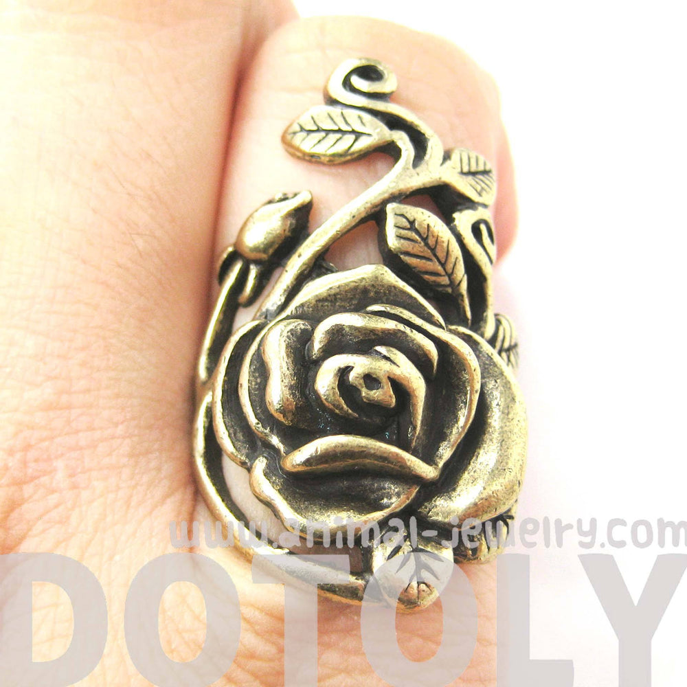 classic-rose-shaped-floral-vines-wrap-around-ring-in-brass-dotoly