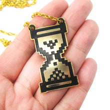 classic-windows-pixel-hourglass-loading-sand-clock-pendant-necklace-limited-edition