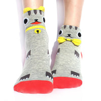 cute-kitty-cat-shaped-animal-short-cotton-socks-for-women-in-grey-dotoly