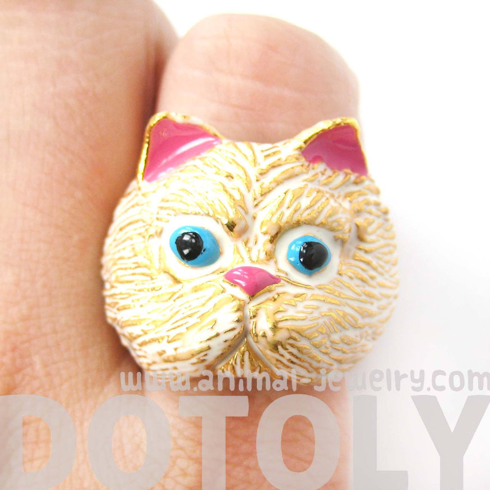 detailed-kitty-cat-enamel-animal-ring-in-us-size-7-to-9-limited-edition