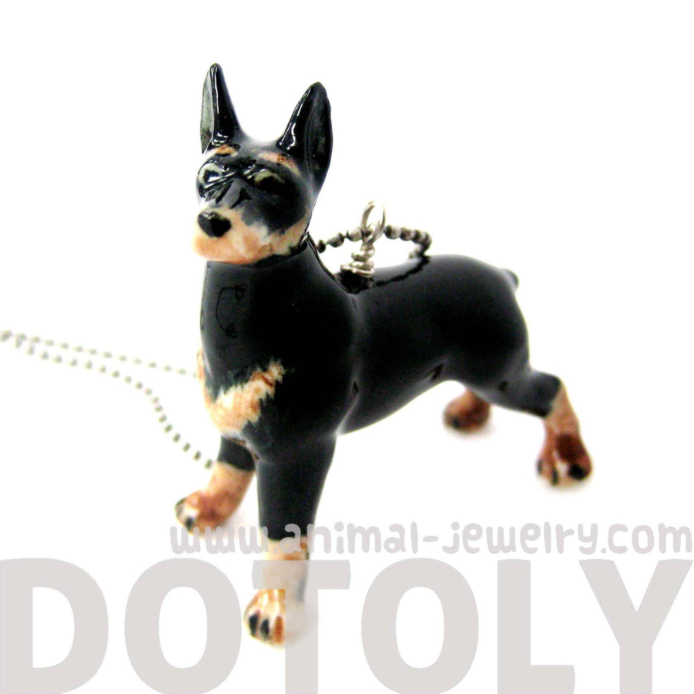 doberman-pinscher-dog-porcelain-ceramic-animal-pendant-necklace-handmade