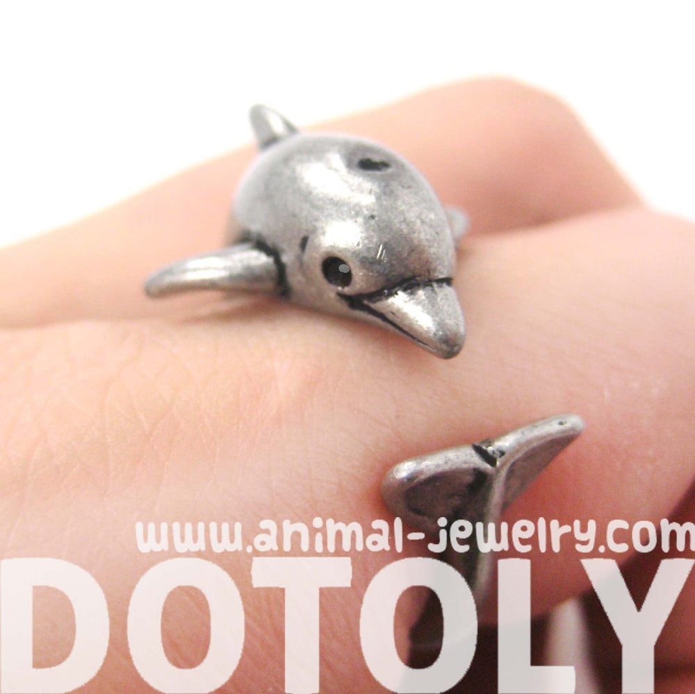 dolphin-sea-animal-wrap-around-ring-in-silver