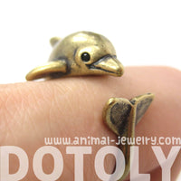 dolphin-sea-animal-3d-wrap-around-realistic-ring-in-brass-size-5-to-10