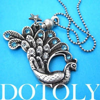 peacock-bird-animal-charm-necklace-with-feather-and-rhinestone-details