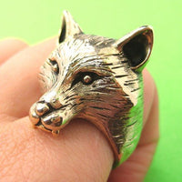3d-adjustable-fox-werewolf-animal-ring-in-shiny-gold-with-fur-detail