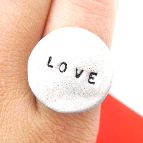 simple-love-letters-stamped-round-hammered-ring-in-silver