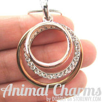 three-connected-linked-hoop-necklace-in-silver-gold-and-copper