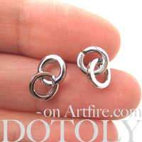 simple-small-connected-linked-tiny-hoop-knot-stud-earrings-in-silver