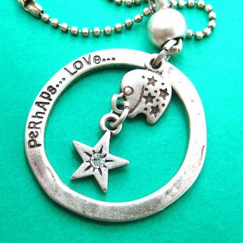 elephant-animal-hoop-round-pendant-necklace-in-silver-with-star-detail