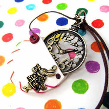alice-in-wonderland-pocket-watch-clock-and-rabbit-charm-necklace