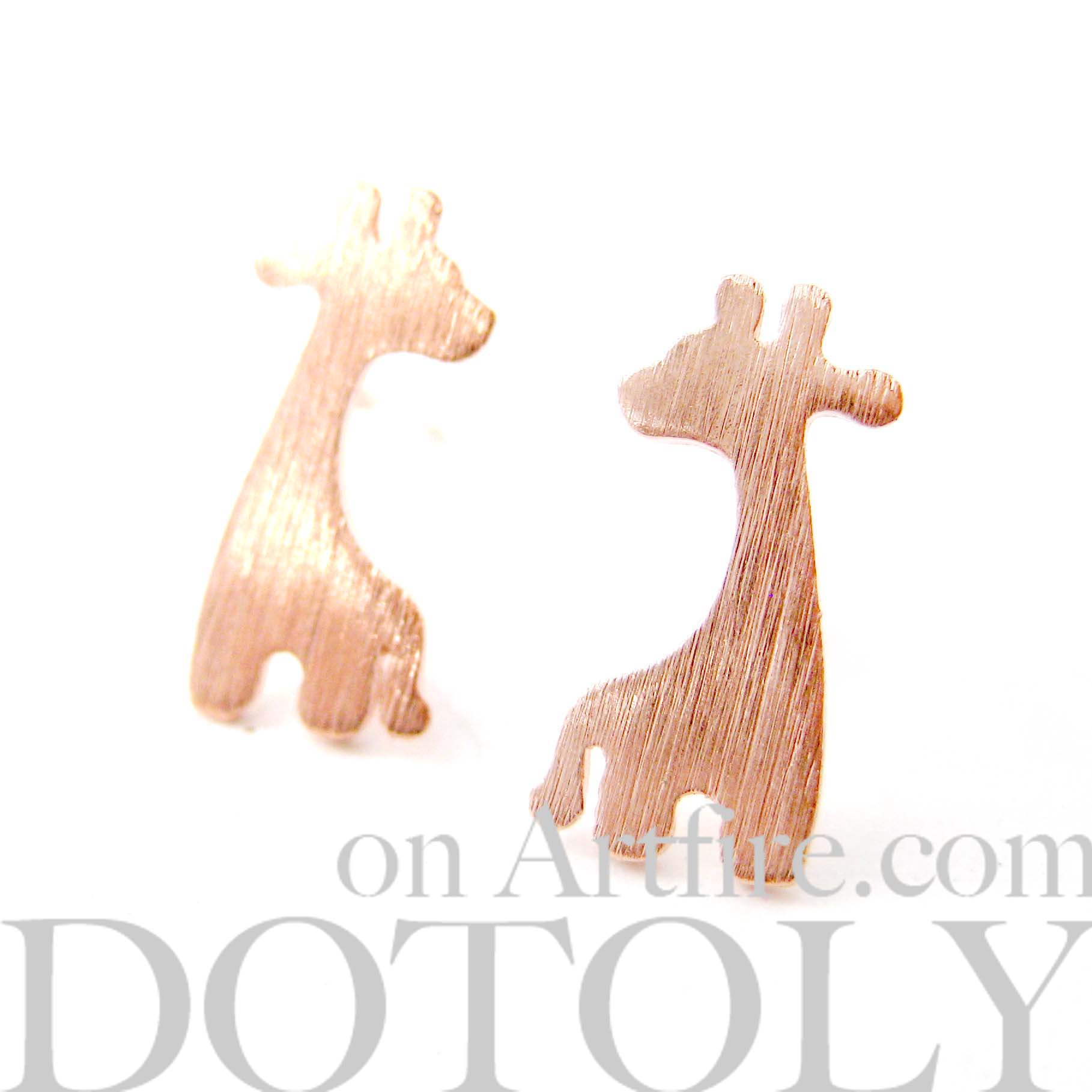 giraffe-shape-animal-stud-earrings-in-copper-with-allergy-free-earring-posts