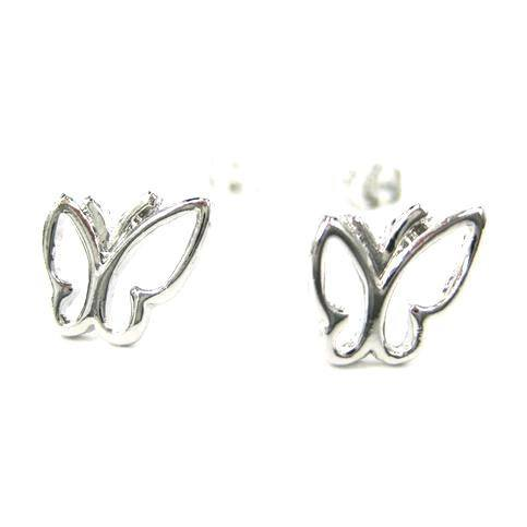 small-butterfly-wings-animal-cut-out-outline-earrings-in-silver