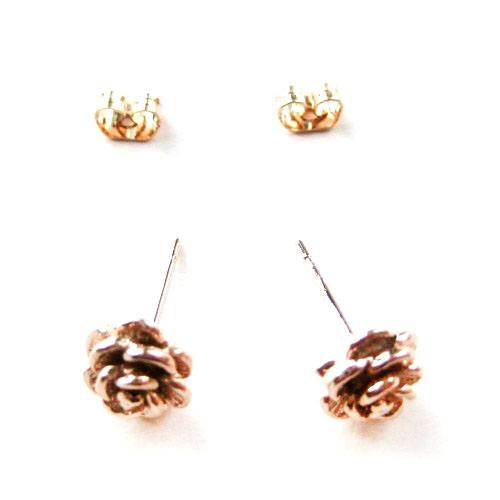 small-textured-light-gold-rose-floral-stud-earrings