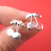 cherry-shaped-fruit-stud-earrings-in-sterling-silver