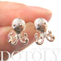 small-cute-octopus-squid-sea-animal-stud-earrings-in-rose-gold