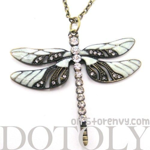 classic-dragonfly-butterfly-insect-animal-pendant-necklace