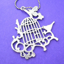 fancy-bird-cage-bird-silhouette-pendant-necklace-in-shiny-silver
