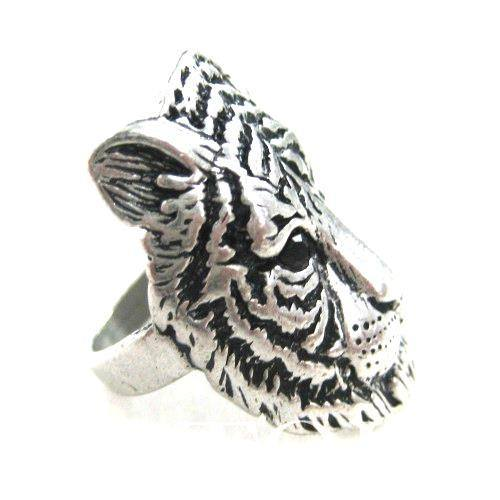 tiger-cat-animal-ring-in-silver-dotoly-animal-jewelry