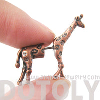 fake-gauge-earrings-realistic-giraffe-shaped-animal-faux-plug-stud-earrings-in-copper