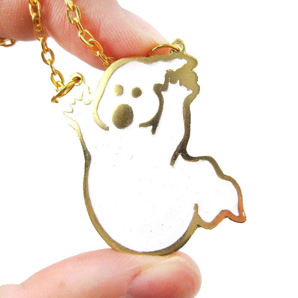 ghostbusters-ghost-logo-shaped-pendant-necklace-limited-edition
