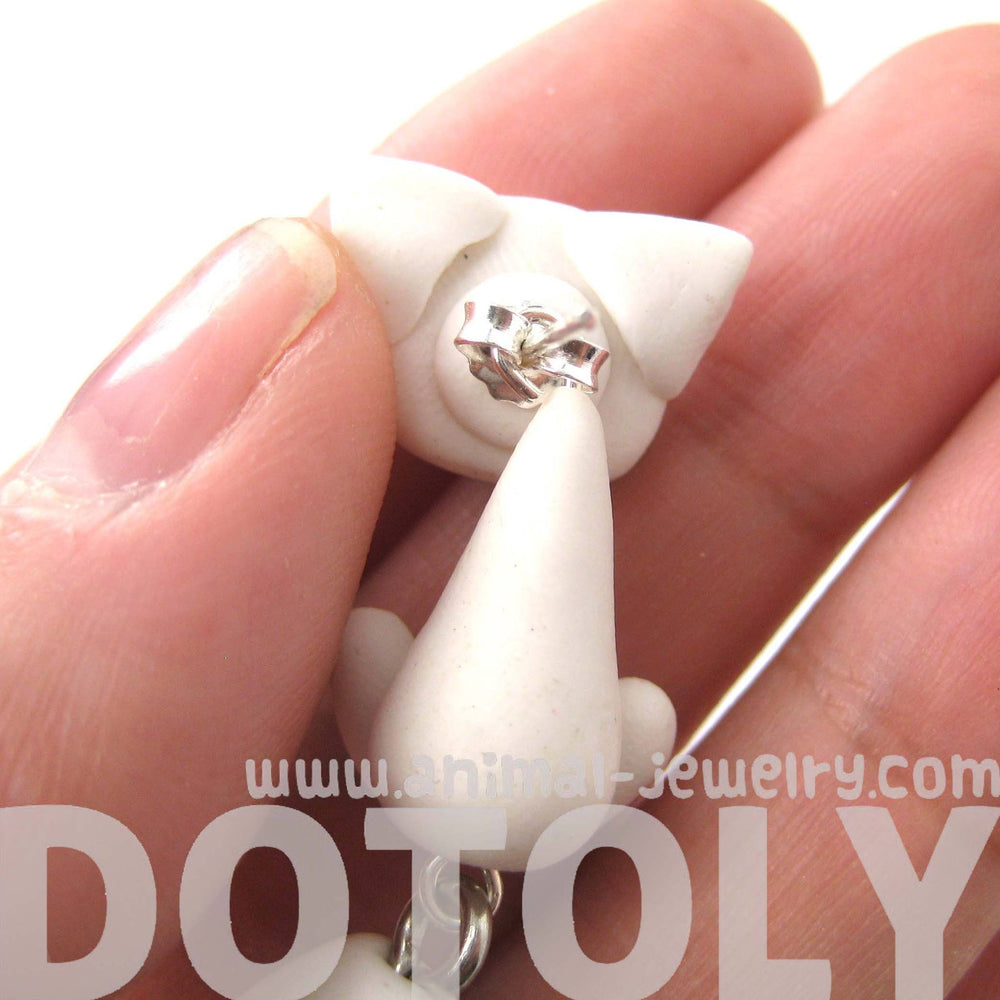 handmade-fox-fake-gauge-two-part-stud-earring-in-white-dotoly