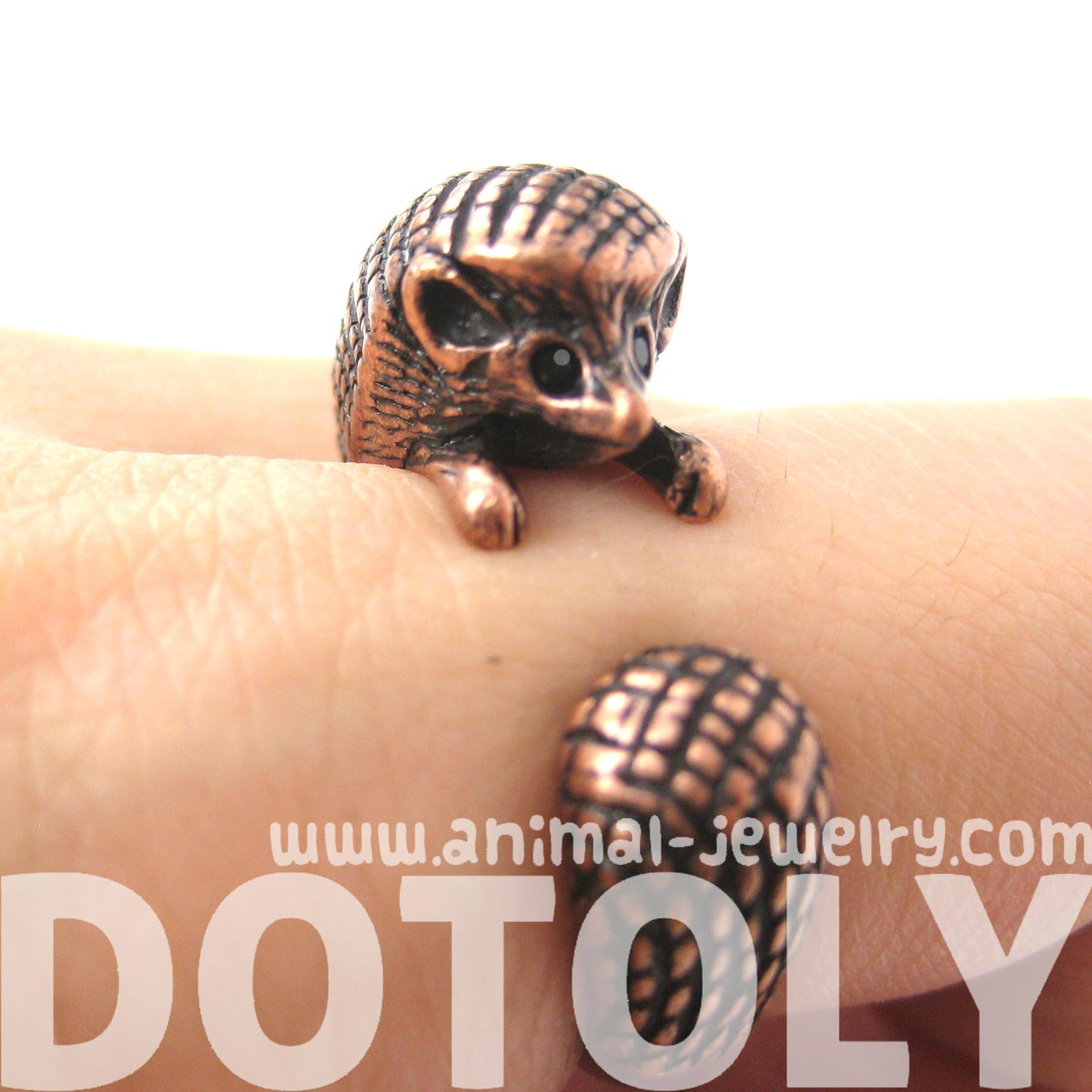 hedgehog-porcupine-animal-wrap-around-ring-in-copper-sizes-4-to-9-available