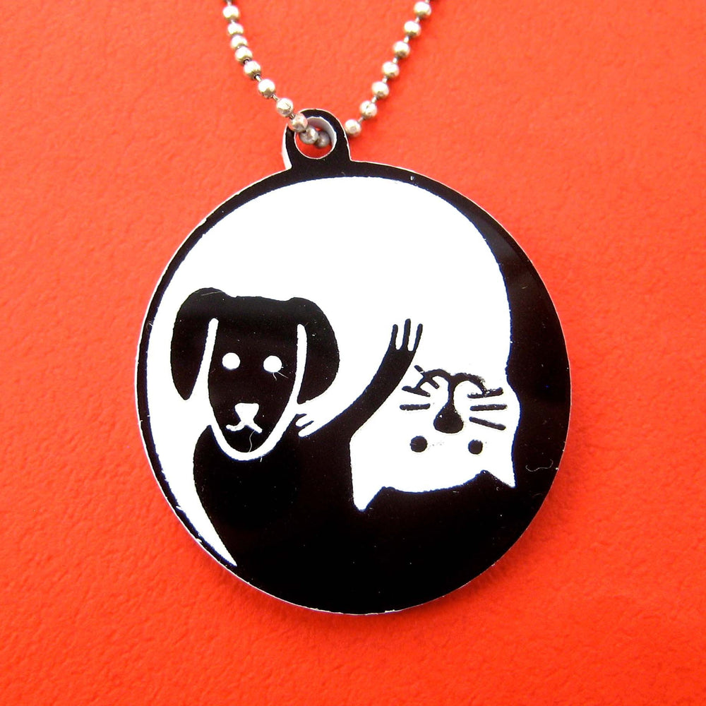 kitty-cat-and-dog-shaped-animal-themed-pendant-necklace-in-black-acrylic