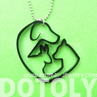 kitty-cat-dog-and-bunny-silhouette-shaped-pet-animal-themed-necklace-in-black-acrylic