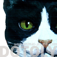 kitty-cat-head-shaped-vinyl-animal-themed-cross-shoulder-bag-in-black-and-white-dotoly
