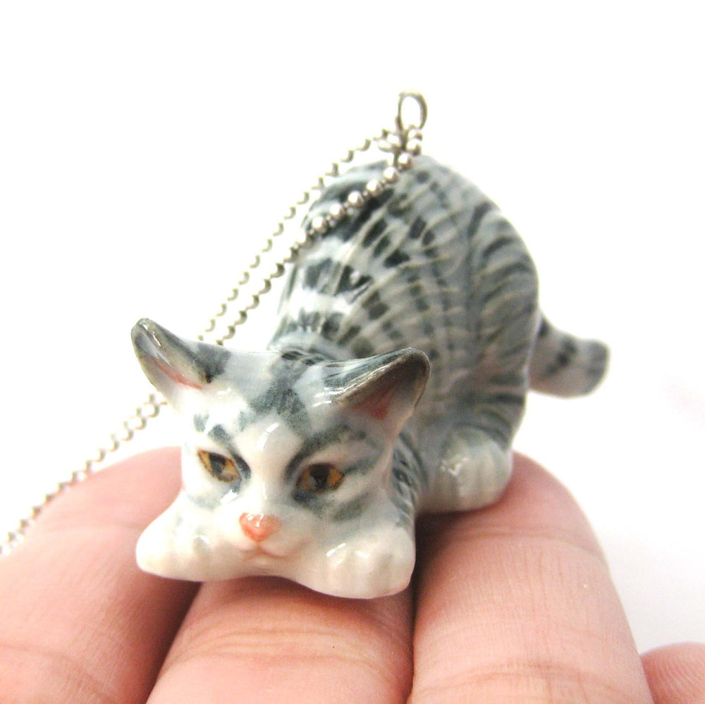 kitty-cat-porcelain-ceramic-animal-pendant-necklace-with-playful-crouching-pose-handmade