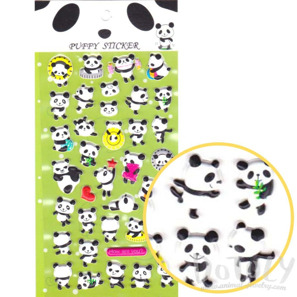 kung-fu-panda-bears-shaped-animal-themed-puffy-stickers-for-kids