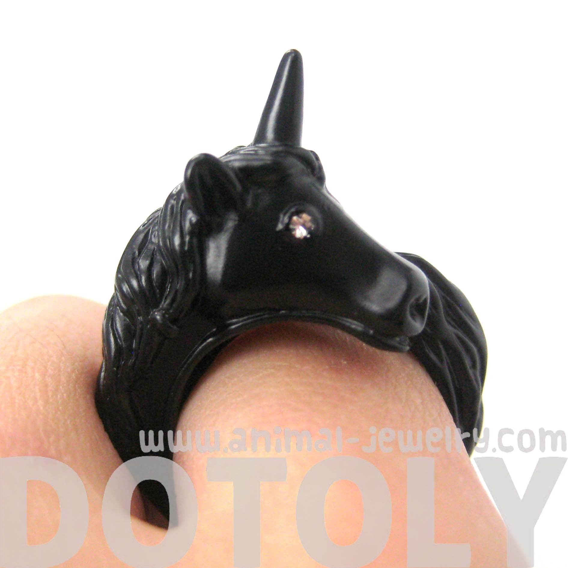 large-detailed-unicorn-animal-wrap-around-ring-in-black-size-5-to-8