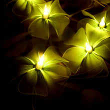 light-green-floral-flower-handmade-string-lights