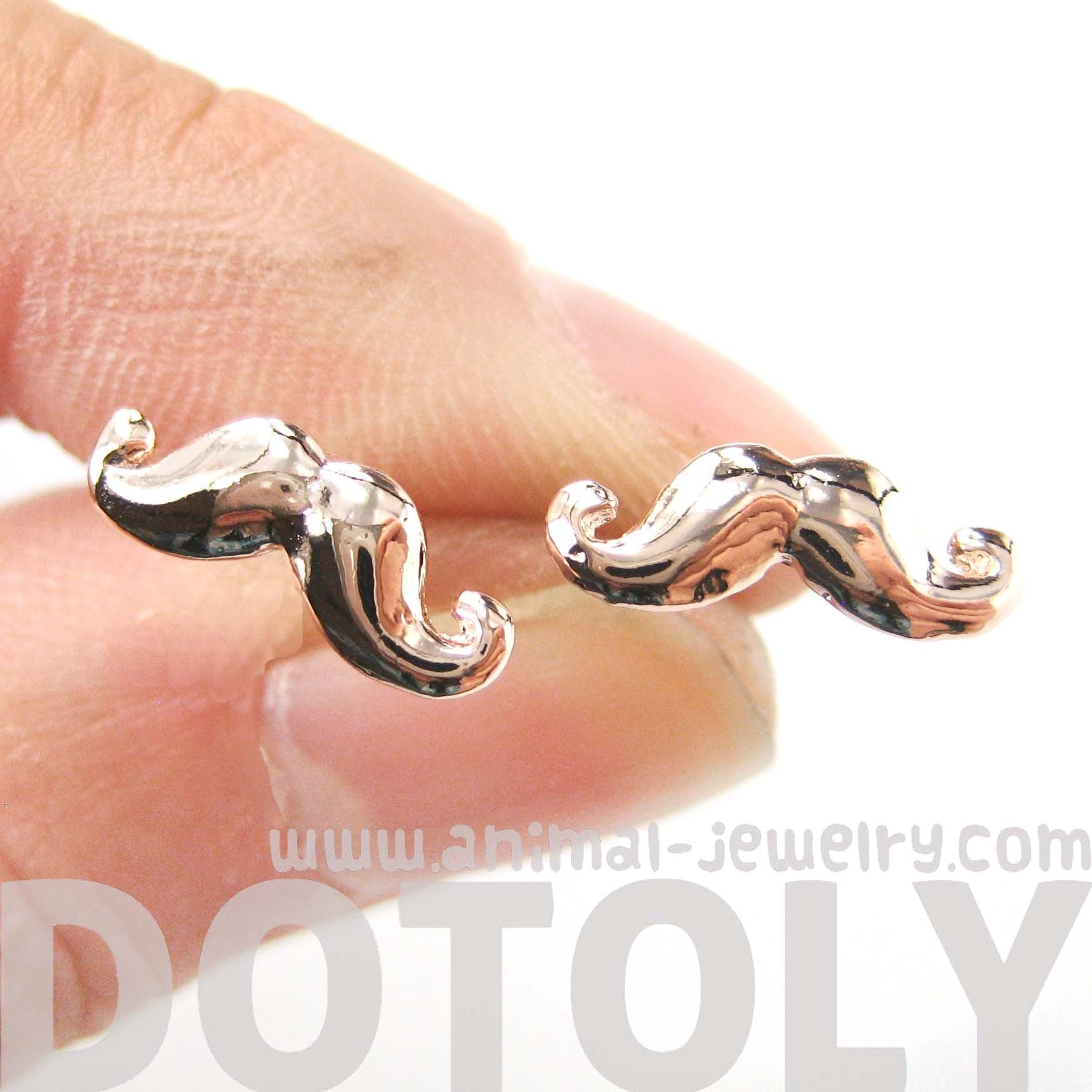 moustache-mustache-handlebar-shaped-stud-earrings-in-rose-gold