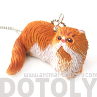 orange-and-white-persian-kitty-cat-animal-plastic-pendant-necklace-animal-jewelry