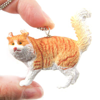 orange-and-white-tabby-kitty-cat-animal-plastic-pendant-necklace-animal-jewelry