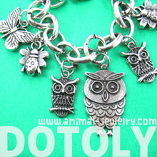 ow-bird-animal-charm-bracelet-in-silver-animal-jewelry